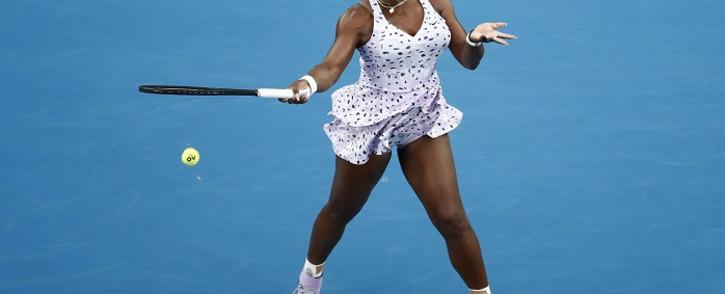 Twenty-three time Grand Slam winner Serena Williams. Picture: @AustralianOpen/Twitter