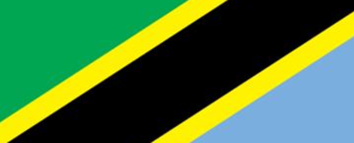 Flag of Tanzania. Picture: Supplied