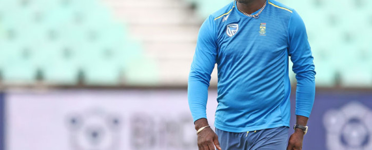 FILE: Proteas head coach Ottis Gibson. Picture: AFP