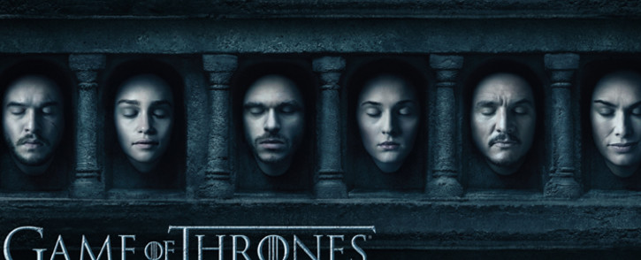 The Game of Thrones season six poster. Picture: M-Net.