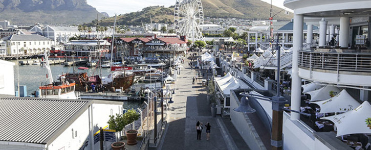FILE: The V&A Waterfront in Cape Town. Picture: Thomas Holder/EWN.