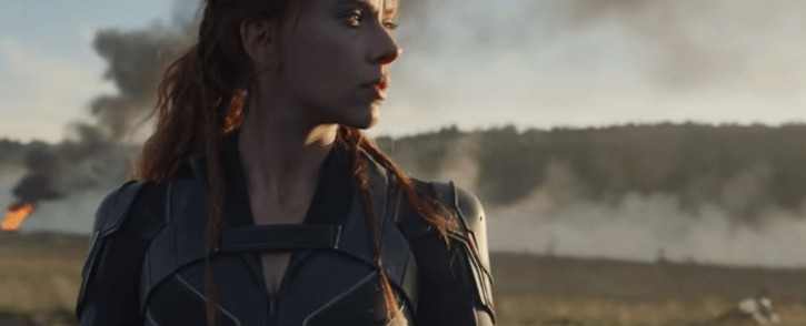 Scarlett Johansson stars in 'Black Widow'. Picture: Marvel Entertainment YouTube/screengrab.