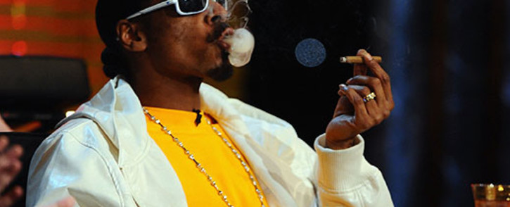 FILE: American rapper Snoop Dogg. Picture: AFP
