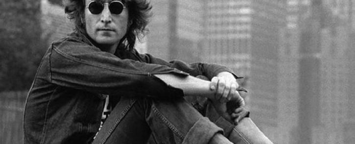 John Lennon. Picture: Twitter.
