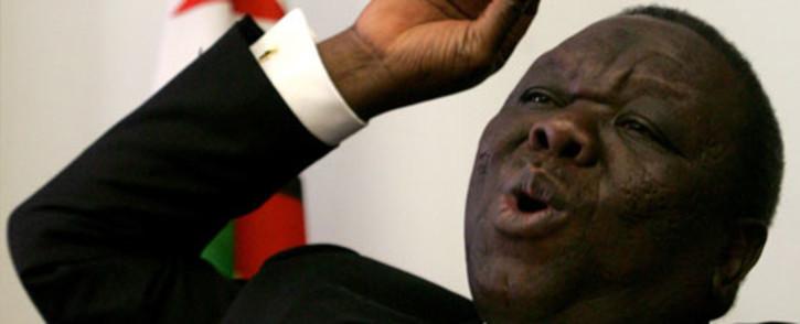 FILE: MDC leader Morgan Tsvangirai. Picture: AFP
