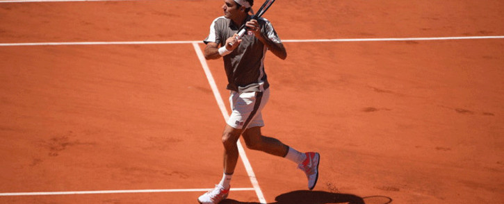 FILE: Roger Federer during the French Open on 2 June 2019. Picture: @rolandgarros/Twitter.