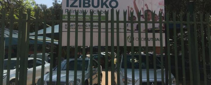 Izibuko Primary School in Katlehong, Gauteng. Picture: EWN