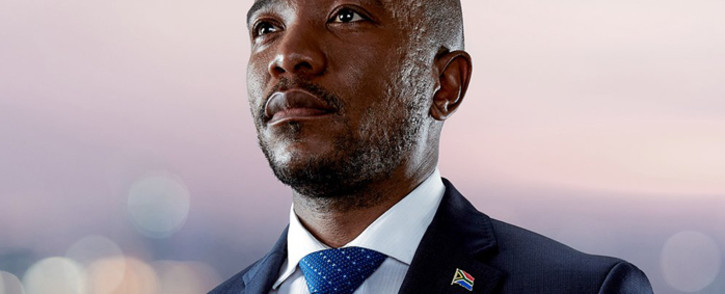 DA leader Mmusi Maimane. Picture: @Our_DA/Twitter