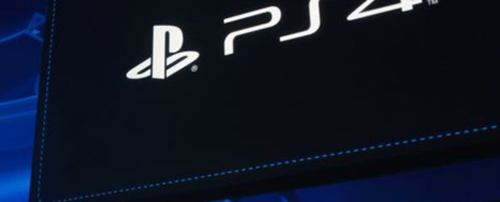 Sony's new PlayStation 4. Picture: AFP.