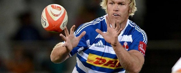 FILE: The 31-year-old has signed a two-year deal with Japanese outfit, Suntory Sungoliath. Picture: Facebook.