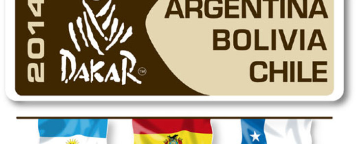 The Dakar 2014 Rally will move through three countries in South America.