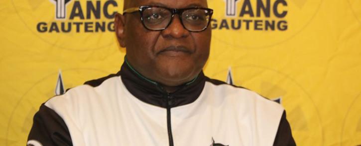 FILE: Gauteng Premier David Makhura. Picture: @GautengANC/Twitter
