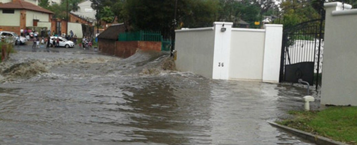 More rain is expected in parts of Gauteng, the Free State and the North West from Monday. Picture: Angelo Tyler/iWitness.