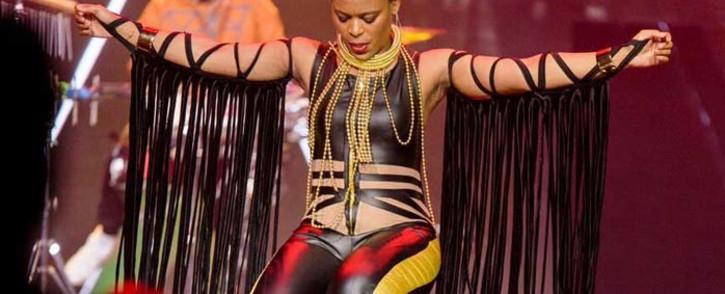 Controversial dancer Zodwa Wabantu. Picture: @Zodwa_Wabantu/Twitter.