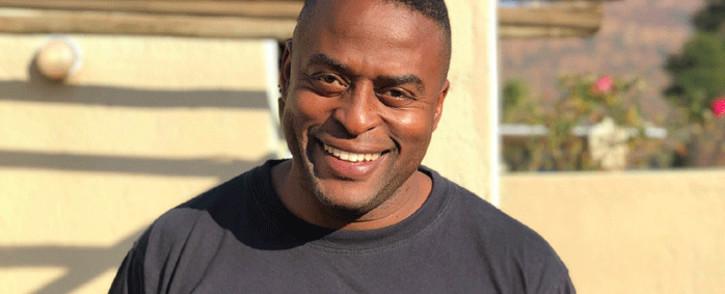Actor Mutodi Neshehe. Picture: @Mutodi/Twitter