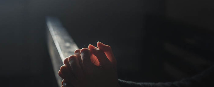 A woman praying in church. Picture: pixabay.com