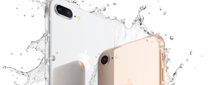 A general view of Apple's iPhone 8. Picture: www.apple.com.