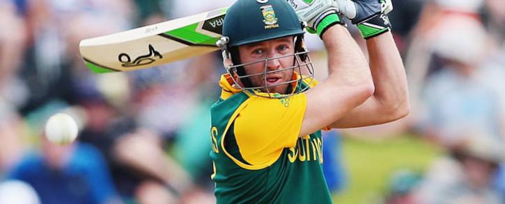 Proteas's ODI Captain, AB de Villiers. Picture: Official Cricket South Africa Facebook page.