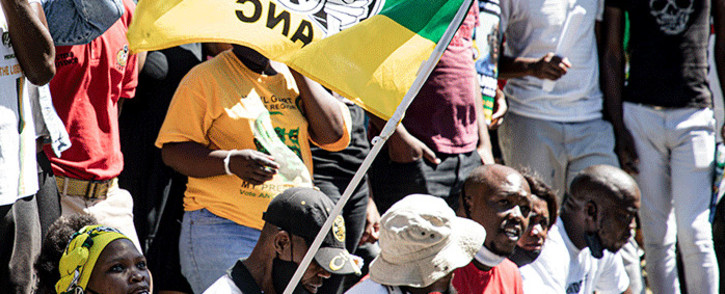 Without strong and deliberate leadership, we will not be able to develop as a nation, writes David Maimela. Picture: Xanderleigh Dookey-Makhaza/Eyewitness News