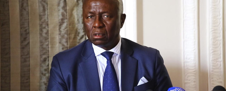 Retired deputy Chief Justice Dikgang Moseneke. Picture: Sethembiso Zulu/EWN