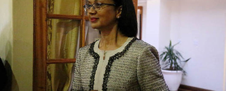 Energy MinisterTina Joemat-Pettersson. Picture: EWN