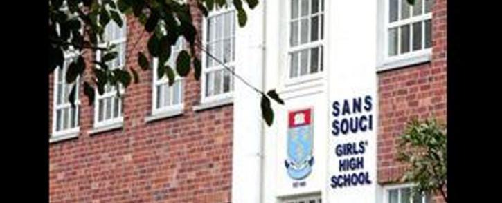 Sans Souci Girls' High School in Cape Town. Picture: sanssouci.co.za