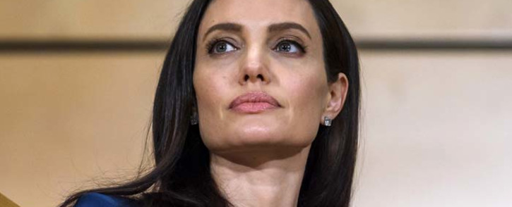 FILE: US actress Angelina Jolie. Picture: AFP