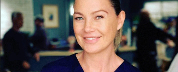 FILE: Actress Ellen Pompeo. Picture: @ellenpompeo/Instgarm.