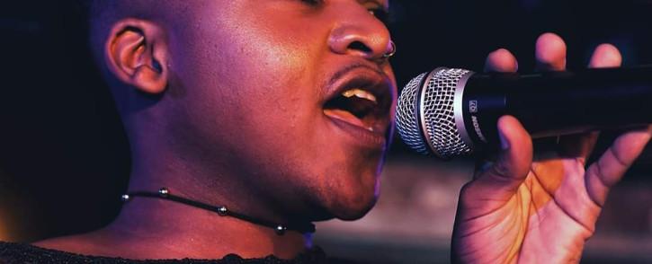 Musician and LGBTQI activist Lindokuhle Cele. Picture: Facebook