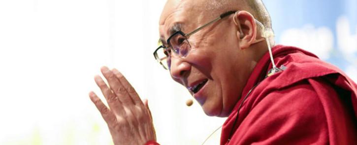 Tibetan spiritual leader Dalai Lama. Picture: AFP.
