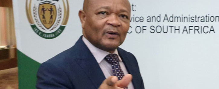 Public Service and Administration Minister Senzo Mchunu. Picture: @thedpsa/Twitter