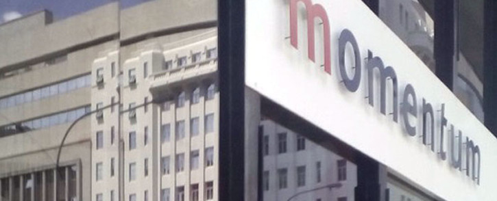 A Momentum office in Johannesburg. Picture: Google Earth.
