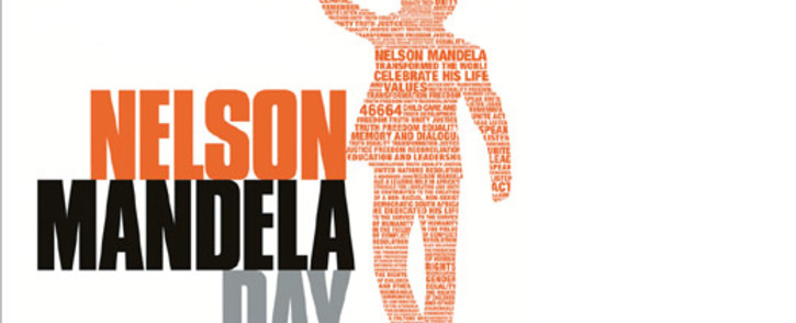 FILE: People from around the world are coming together to celebrate Mandela Day. Picture: Supplied.
