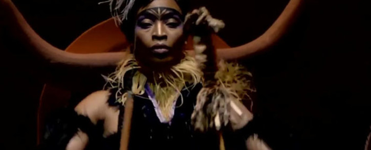 Khabonina Qubeka stars in 'She is King' opening in SA cinemas on 1 December. Picture: Supplied.