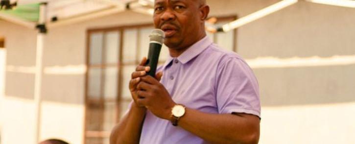 JB Marks Municipality Mayor Kgotso Khumalo. Picture: Office of The Executive Mayor JB Marks Municipality/Facebook