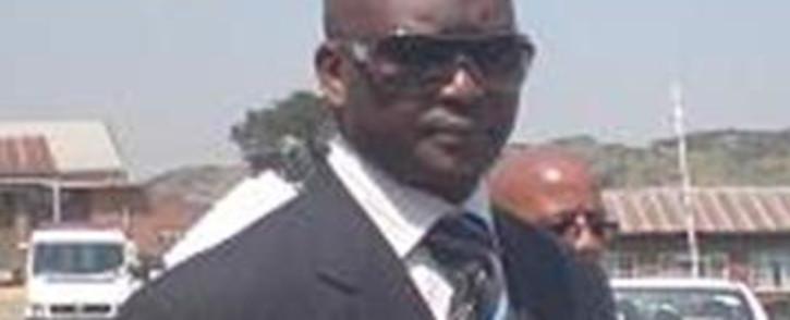 FILE: Former health MEC Brian Hlongwa. Picture: EWN.