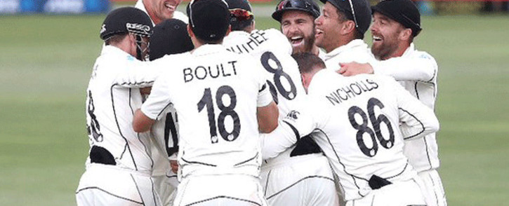New Zealand clinched a 101-run win in Mount Maunganui over Pakistan on 30 December 2020 to go 1-0 up in the series. Picture: @ICC.
