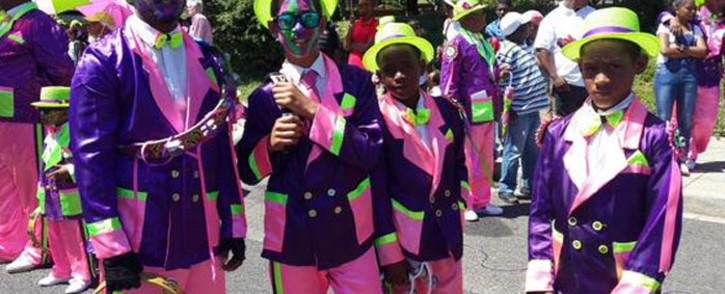 FILE: The annual Cape Minstrels Tweede Nuwe Jaar parade. Picture: Natalie Malgas/EWN.