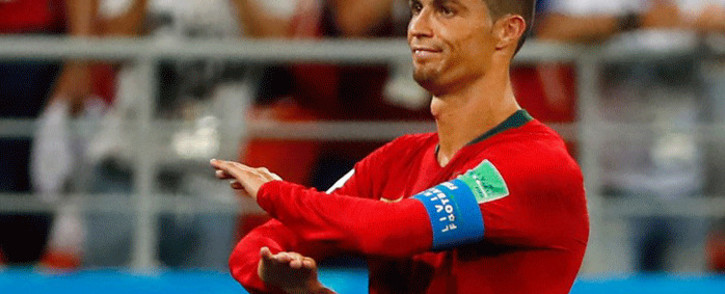 Cristiano Ronaldo's Portugal takes on Uruguay in the Round of 16 Match on Saturday. Picture: AFP