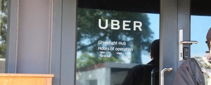 FILE: Uber head office in Parktown. Picture: Christa Eybers/EWN