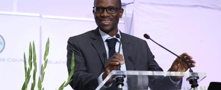 Deputy Finance Minister David Masondo. Picture: @BlackBCouncil/Twitter