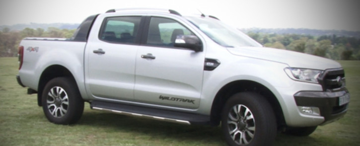 The 2016 Ford Ranger Wildtrak, a double cab in a league of its own. Picture: Kgothatso Mogale/EWN