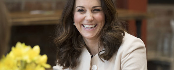 FILE: Catherine, the Duchess of Cambridge. Picture: AFP
