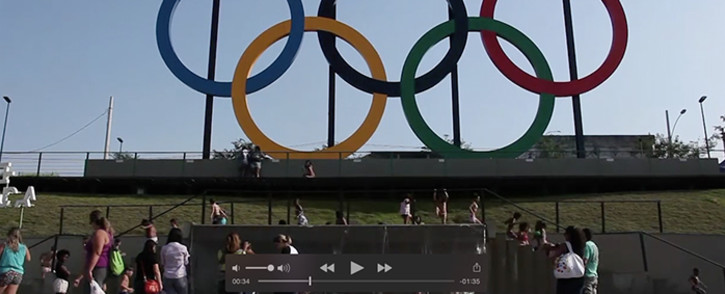 The 2016 Olympics a lifeline for recession strapped Brazil.Picture : Screen grab/CNN.