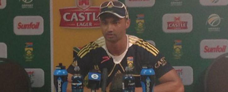 Former Proteas batsman Alviro Petersen. Picture: EWN