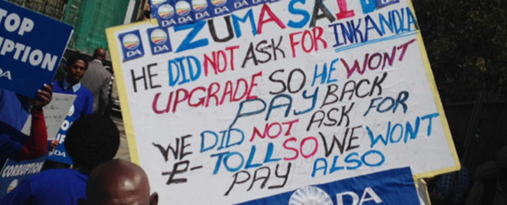 ANC is confident it can convince the Supreme Court of Appeal the wrong law was applied. Picture: Reinart Toerien/EWN.