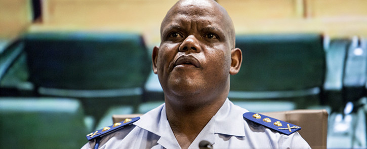 FILE: Acting National Police Commissioner Khomotso Phahlane. Picture: Reinart Toerien