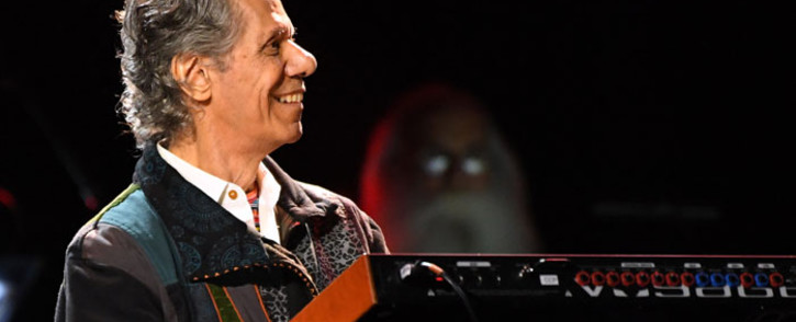 FILE: US jazz pianist Chick Corea performs during the 62nd Annual Grammy Awards pre-telecast show on 26 January 2020, in Los Angeles. Picture: Robyn Beck/AFP