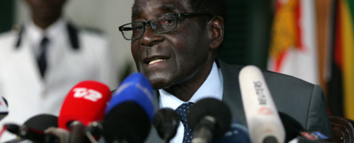 FILE: Zimbabwe's President Robert Mugabe. Picture: AFP.