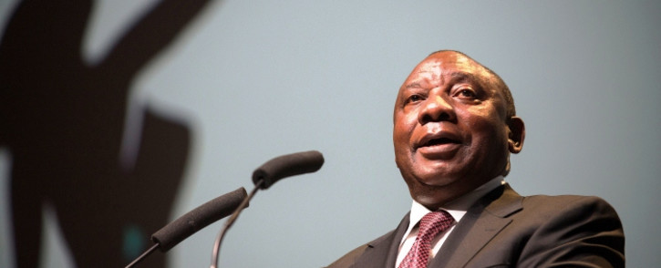FILE: Cyril Ramaphosa explained why govt won't cut ties with Israel despite local pressure to do so. Picture: AFP.